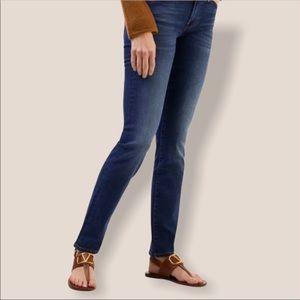 7 for all mankind roxanne dark wash jeans size 29